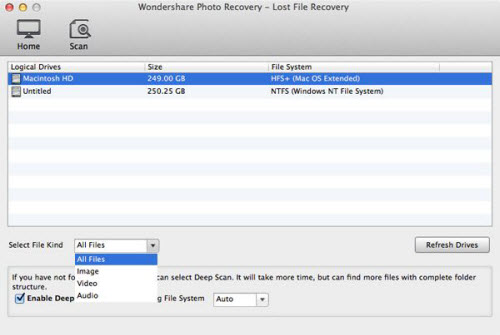 mac micro SD card recovery
